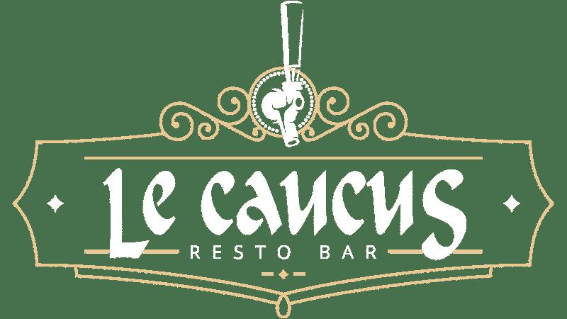 Resto Bar Le Caucus Lachute Retina Logo